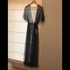 Dresses & Skirts - Black overlay